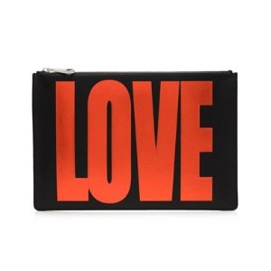 Givenchy Iconic Print Pouch 29cm