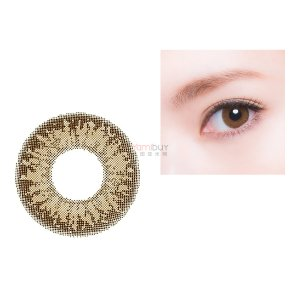 SHO-BI PIENAGE colorful eye contacts #09 Honey 12pcs