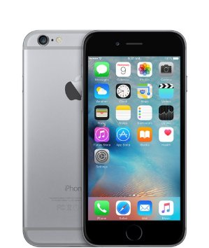 $549.99 Apple iPhone 6 64GB Space Gray (Factory Unlocked)