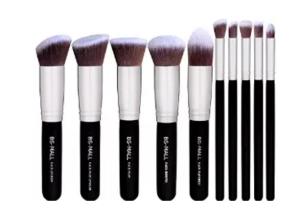 BS-MALL(TM) Premium Synthetic Kabuki Makeup Brush Set @ Amazon