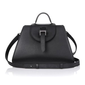 Allegra mini black - shoulder bag | meli melo Double 12 sale