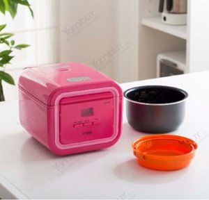 TIGER Electric Rice Cooker/Warmer 3 Cups JAJ-A55U @ Yamibuy