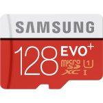Samsung EVO+ 128GB microSDXC Class 10 UHS-1 Memory Card