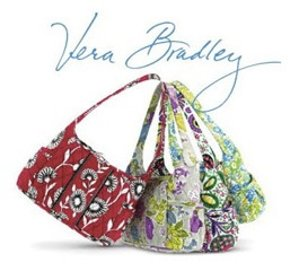 Up to 50% Off+Extra 25% Off Sitewide @ Vera Bradley