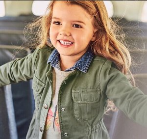 Ends Tonight! Extra 30% Off Kids Apparel Clearance @ OshKosh BGosh