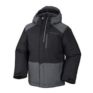 Boys' Lightening Lift Waterproof Insulated Winter Jacket