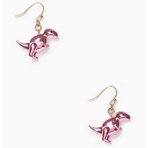 whimsies t-rex drop earrings | Kate Spade New York