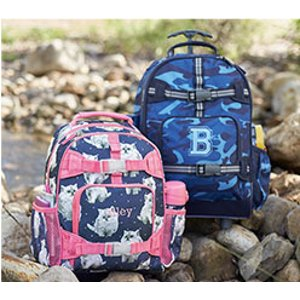 Kids Personalized Backpacks & Luggage | Pottery Barn Kids