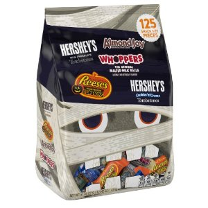 Extra 35% Off or Extra 25% Off Hershey's Halloween Snack Variety Packs @ Amazon