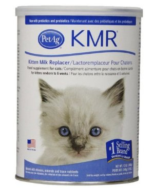 $12.44 PetAg KMR - Kitten Milk Replacer, 12 Oz
