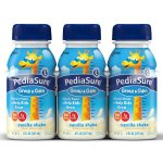 PediaSure Nutrition Drink, Vanilla, 8-Ounce Bottles (Pack of 24)
