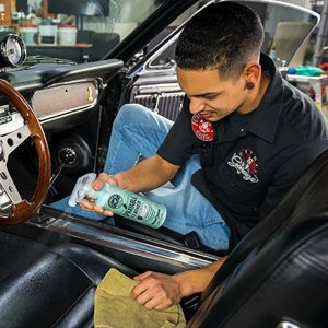 Lightning Deal! Chemical Guys SPI_103_16 Sprayable Leather Cleaner and Conditioner in One (16 oz)