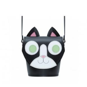 Zatchels 小猫造型斜挎包