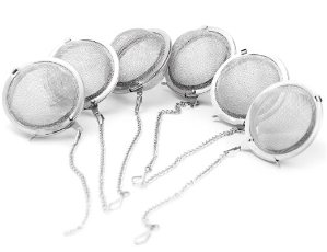 Tea Infuser, Set of 6