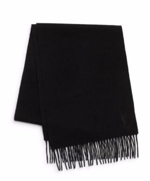 Yves Saint Laurent Wool & Cashmere Scarf @ Saks Off 5th