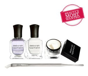 Deborah Lippmann Cuticle Lab 4PC Set