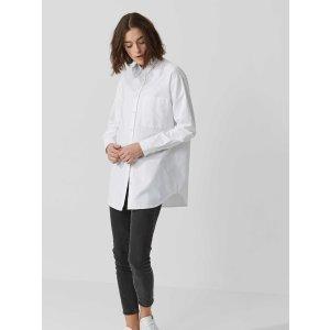 Boyfriend Oxford Shirt in Bright White | Frank + Oak