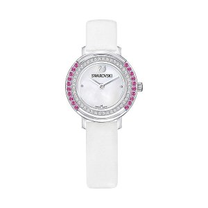 Playful Mini Watch, White - Watches - Swarovski Online Shop
