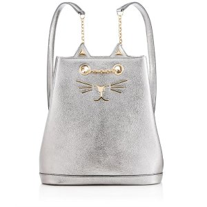 Feline Backpack | Charlotte Olympia™ | Official Site