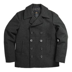 USN Pea Coat | Alpha Industries