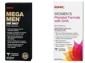 Only $9.99 Each! Select Multivitamins Sale @ GNC