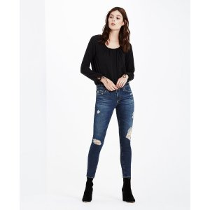 THE LEGGING ANKLE in 10 YEARS-REVEALED SKINNY JEANS| AG Jeans Official Store