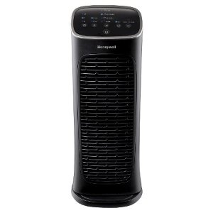 Honeywell - Compact AirGenius 4 Tower Air Purifier