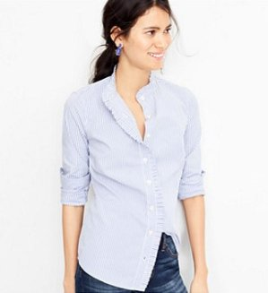 Up to 50% OffWomen's Shirts and Men's Accessories @ J.Crew Factory