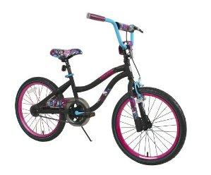 $50 包邮~20吋 Monster High 女士儿童自行车
