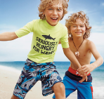 Up to 60% Off Baby & Kids Swimwear @ Amazon