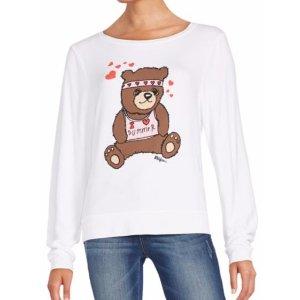 Wildfox 爱夏天泰迪熊