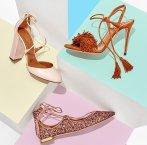 Up to 60% Off + Extra 20% Off Aquazzura Women's Shoes @ Mytheresa