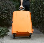 $132.22 包邮Samsonite Luggage Flite Upright 31寸硬壳拉杆箱 橙色