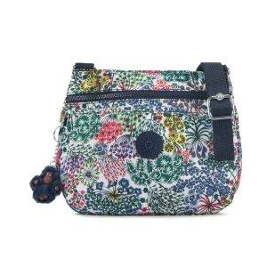 Emmylou Printed Crossbody Bag