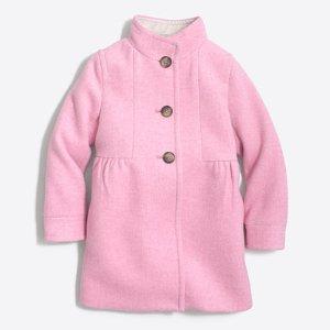 Girls' wool dress jacket : Coats & Jackets | J.Crew Factory