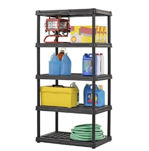 Lowest price! $38.51Sandusky Lee Plastic Shelving, 36