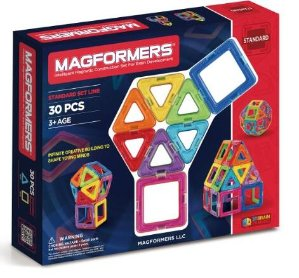 $29.79(reg.$49.99) Magformers Standard Set (30-pieces)