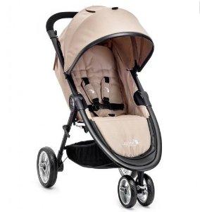 Baby Jogger City Lite Stroller,Tan
