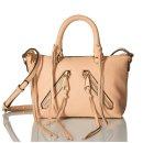 From $68.56 Rebecca Minkoff Micro-Moto Satchel Cross-Body Bag