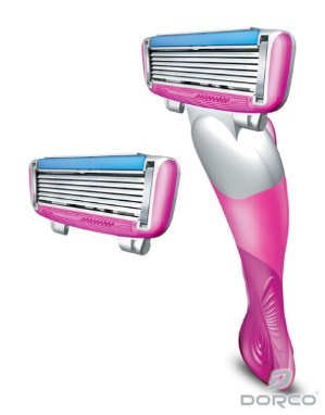 Dealmoon exclusive! Buy 1 Get 1 Free!Dorco's top selling women's razor @ Dorco USA