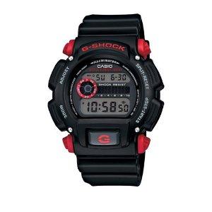 G-Shock 电子腕表(黑色)