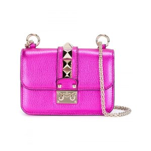Valentino Garavani Rockstud Mini Shoulder Bag | Tessabit shop online