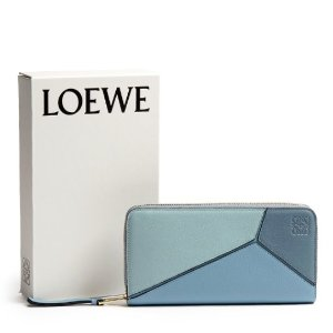 Starting at $598Loewe Puzzle Zip-Around Leather Wallet @ MATCHESFASHION.COM