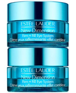 Free 7-Pc. Gift Set With Estée Lauder New Dimension Firm + Fill Eye System