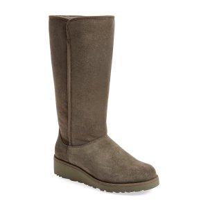UGG® 'Kara - Classic Slim™' Water Resistant Tall Boot (Women)   Nordstrom