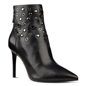Topple Pointy Toe Booties