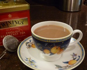 Twinings Tea, English Breakfast, 100 Count