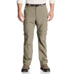 From $33.38 Columbia Men's Silver Ridge Convertible Pant