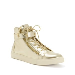 LAVERNE LACE-UP HIGH TOP SNEAKER - Juicy Couture
