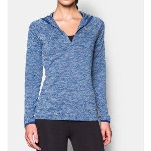 Women's UA Tech™ Long Sleeve Hooded Henley